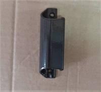 """Ручка """"Ракушка"""" алюминиевая для балконной двери ПВХ коричневая (ручка курильщика)"""