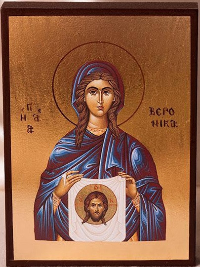 Икона святая Вероника (Виринея)