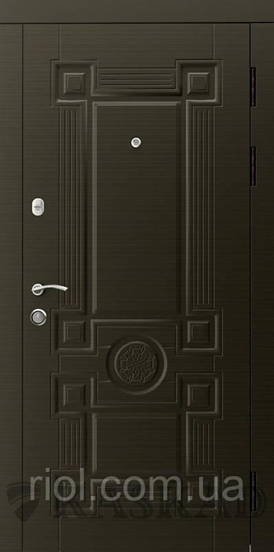 Дверь входная Геометрия серии Комфорт ТМ Каскад