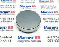 Неодимовый магнит диск D40*H10 сила сцепления 28 кг