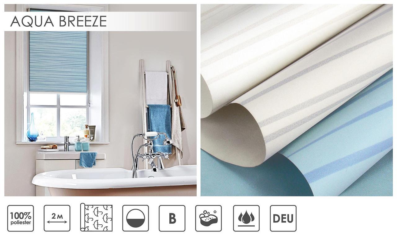 Рулонні штори Aqua breeze (3 варіанта кольору)