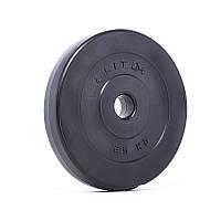 Диск композитный Elitum 2,5 кг блин для дома и портзала