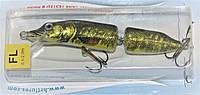 Воблер Silver Fox Pike Jointed 12cm (1-3m) W-JPKA-219-120-FL