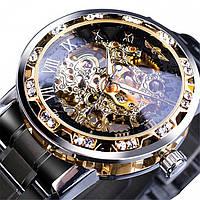 Мужские часы Mechanical Armani 4