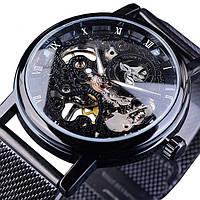 Мужские часы Mechanical Prada black