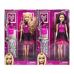 Кукла Модная с аксессуарами в розовом. 8655C-4A