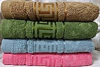 Набор лицевых полотенец 4 шт,махра размер 50х90
