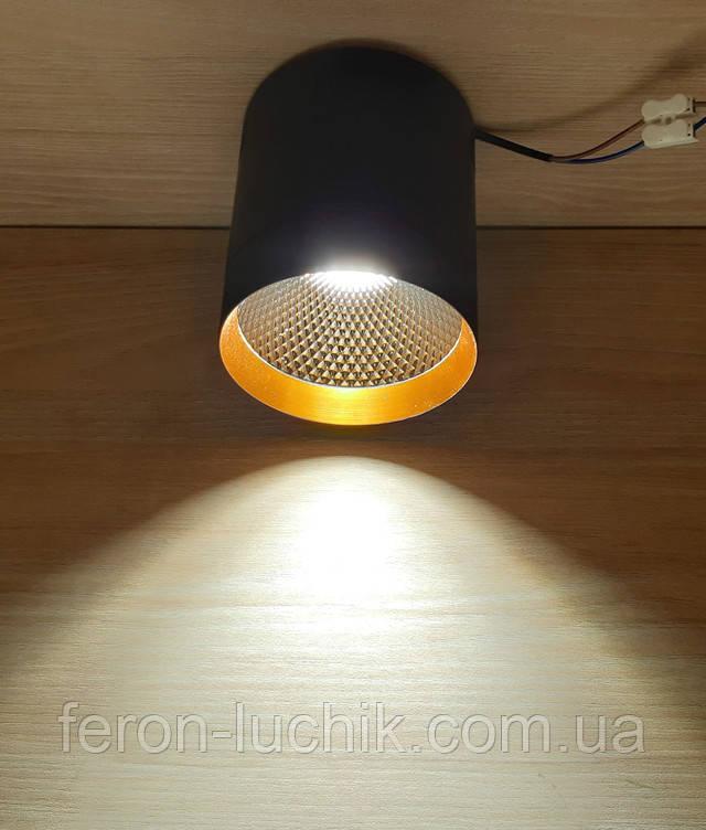 Современный led светильник потолочный Feron AL542 18W
