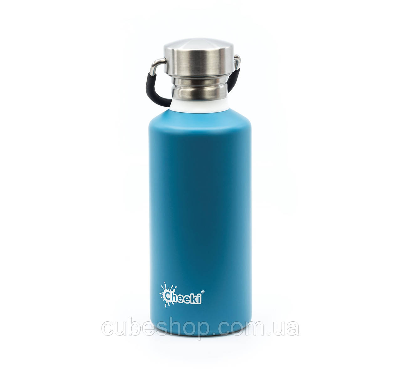 Бутылка для воды Cheeki Classic Single Wall Topaz (500 мл)