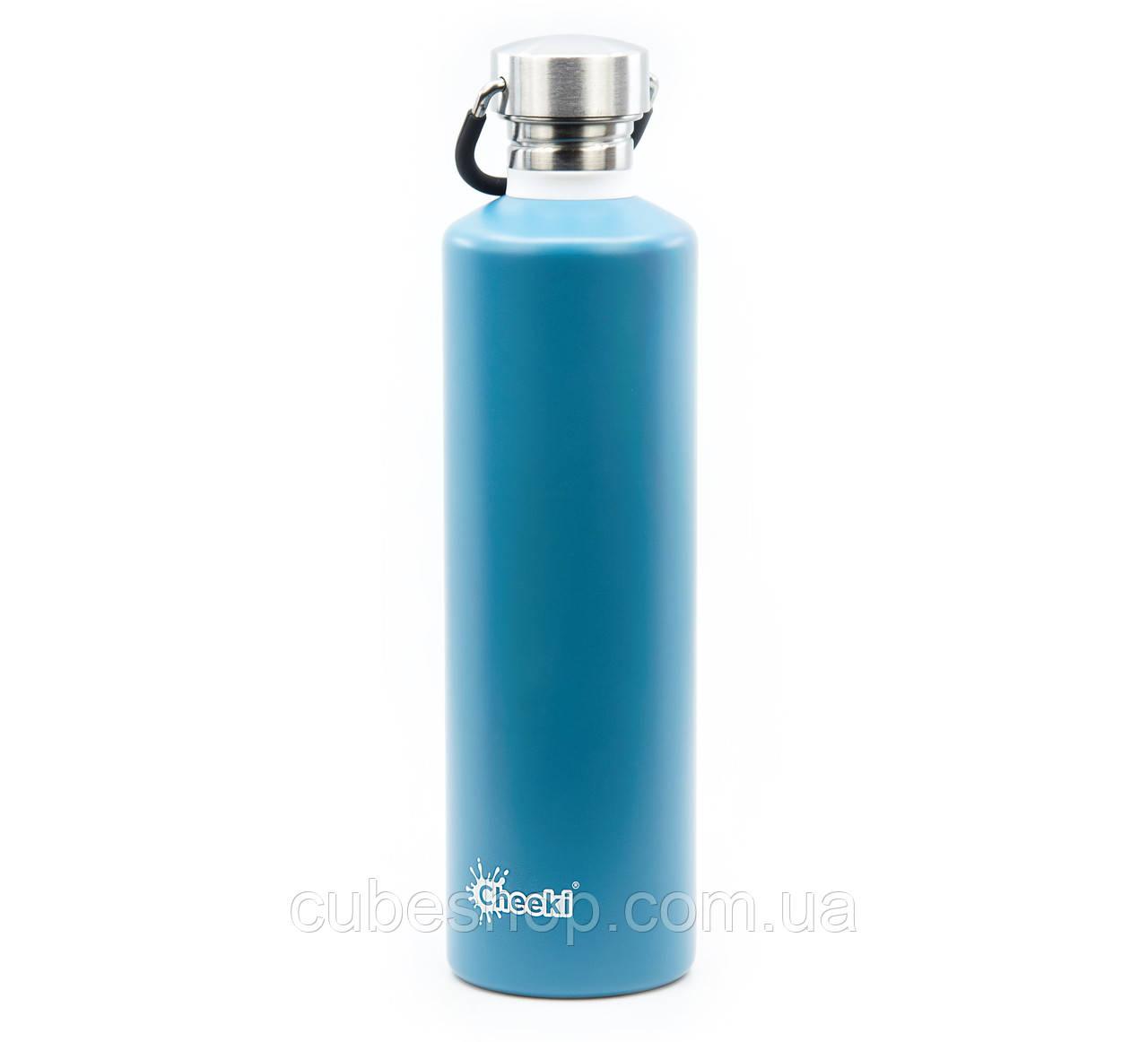 Бутылка для воды Cheeki Classic Single Wall Topaz (1 литр)