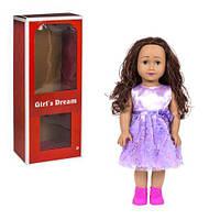 Кукла высокая 45 см в платье 8920 Е, фото 1