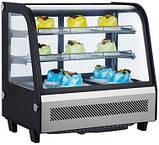 Витрина холодильная EWT INOX RTW-100L  (FROSTY), фото 2