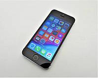 Apple iPhone 5s 16Gb Grey (БУ) смартфон