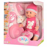 Развивающая детская игрушка пупс