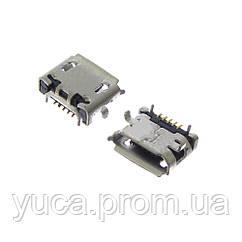 Разъём зарядки для FLY IQ235/IQ237/IQ238/IQ255/IQ256/IQ430/IQ442/IQ443/IQ444/IQ445/IQ450/IQ451