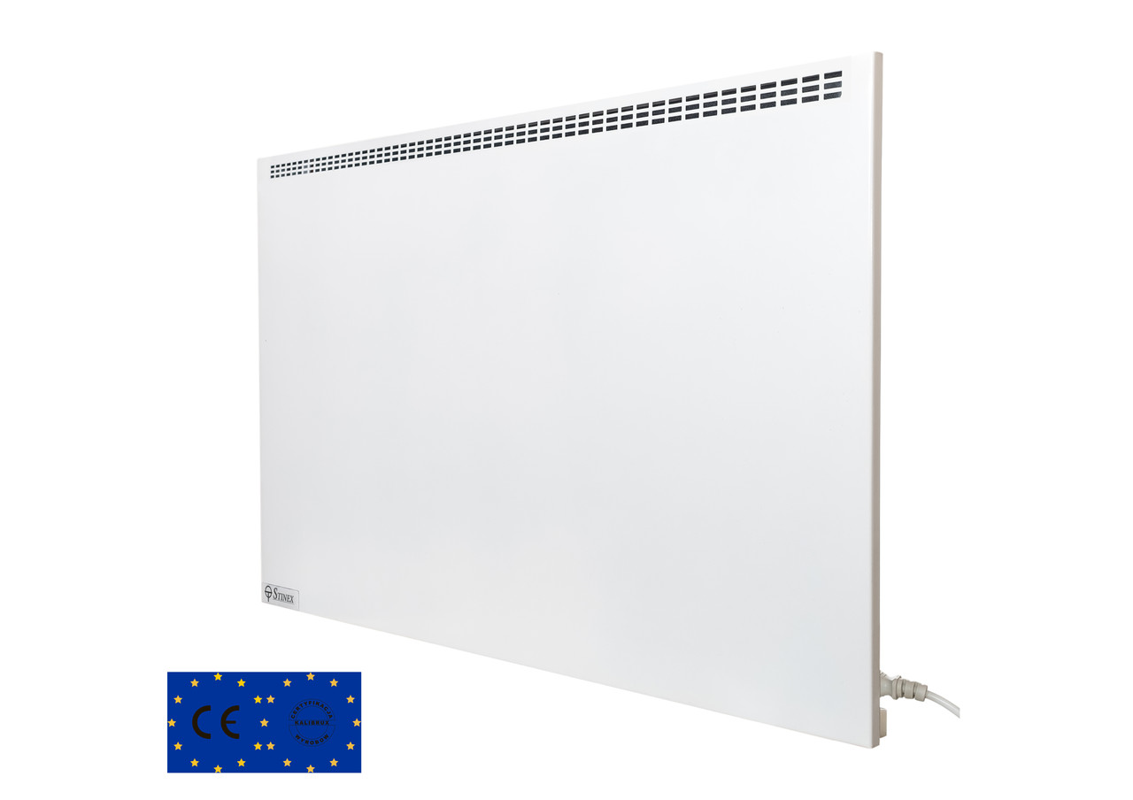 Обогреватель металлический тм Stinex, PLAZA 500-1000/220 Thermo-control