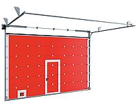 Противопожарные секционные ворота DoorHan с классом огнестойкости EI60, фото 1