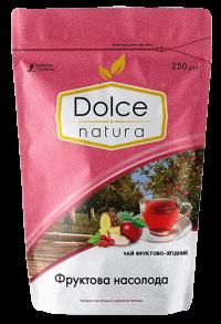 Чай плодово-ягодный «Фруктовая сладость» ТМ «Dolce Natura»», 250г