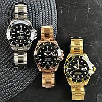 Часы наручные Rolex Submariner механика AAA реплика