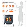 Піч опалювальна Kawmet Premium S7 11,3 kW, фото 2