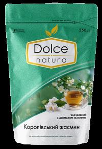 Чай китайский зеленый листовой «Королевский жасмин» ТМ «Dolce Natura», 250г