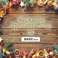 25 Интересных фактов про Новый Год