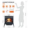 Печь отопительная Kawmet Premium S5 11,3 kW, фото 2