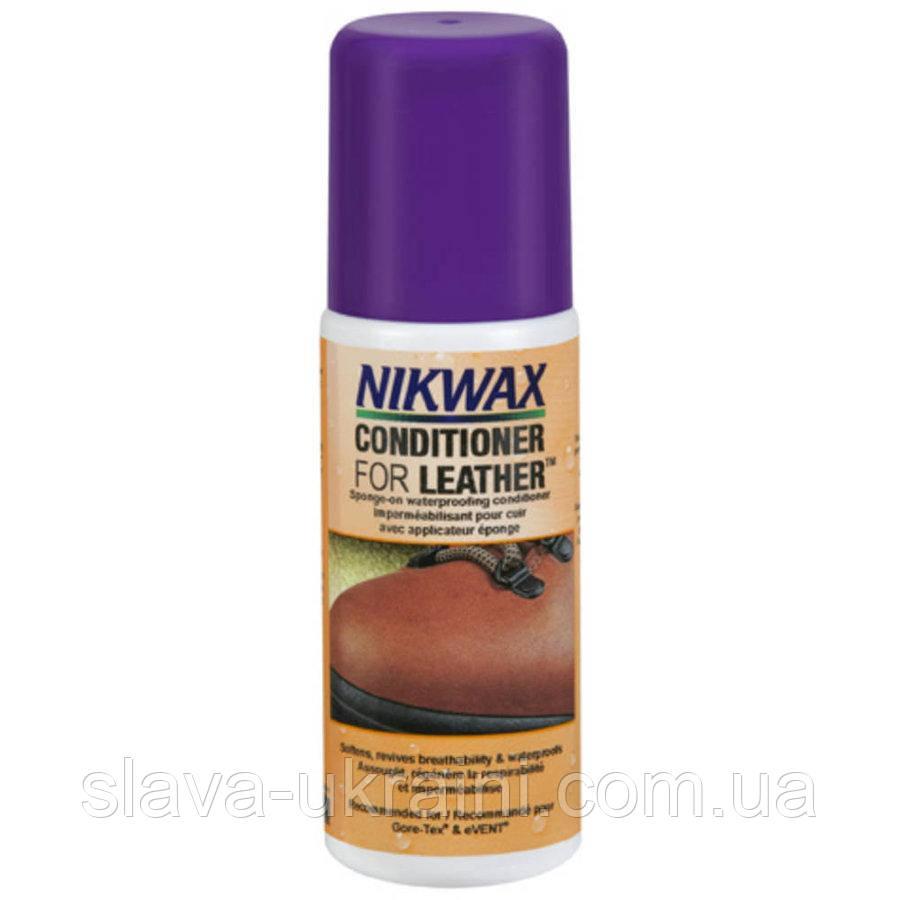 Кондиціонер Для Взуття Nikwax Leather Conditioner 125ml