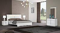 Спальня Флорида (Белый глянец) (раскомплектовуется)