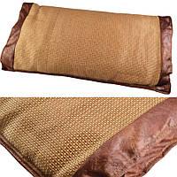 Подушка антистресс с травами 30х50 см из ротанговой пальмы (47701.002)