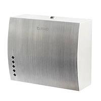 Диспенсер бумажных полотенец нержавеющая сталь Rixo Solido P136