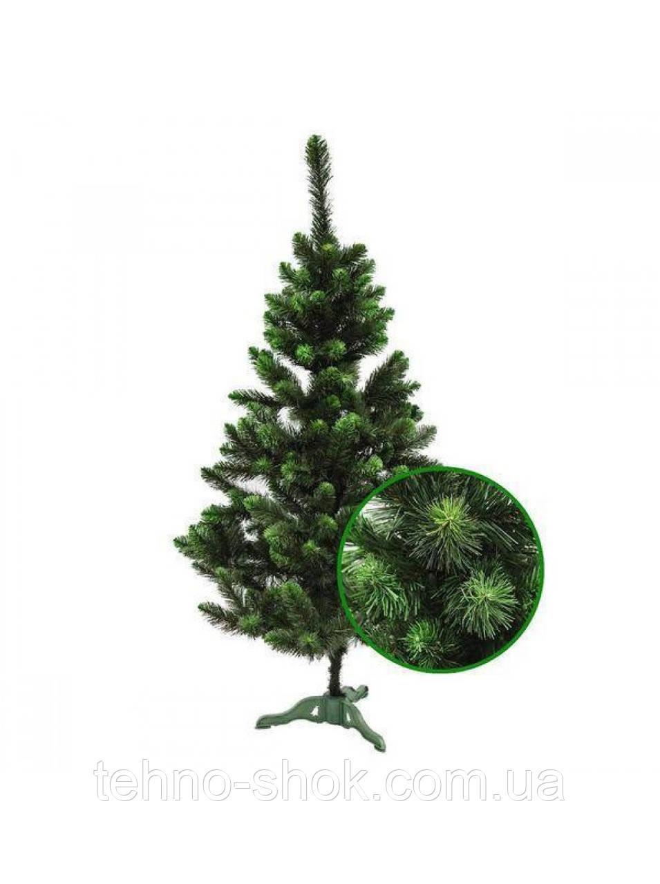 Ель искусственная зеленая Сказка ПВХ 2.5м (ЯШК-3-2.5)