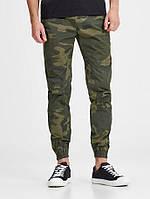 Мужские джинсы  камуфляж Jack & Jones (размер W32/L32)