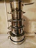 Набір посуду для кухні Benson BN-197 (18 предметів), фото 7