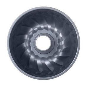 Форма для выпечки кекса PIXEL BREZEL 23 х 11.5 см Круглая Сталь (PX-10201), фото 2