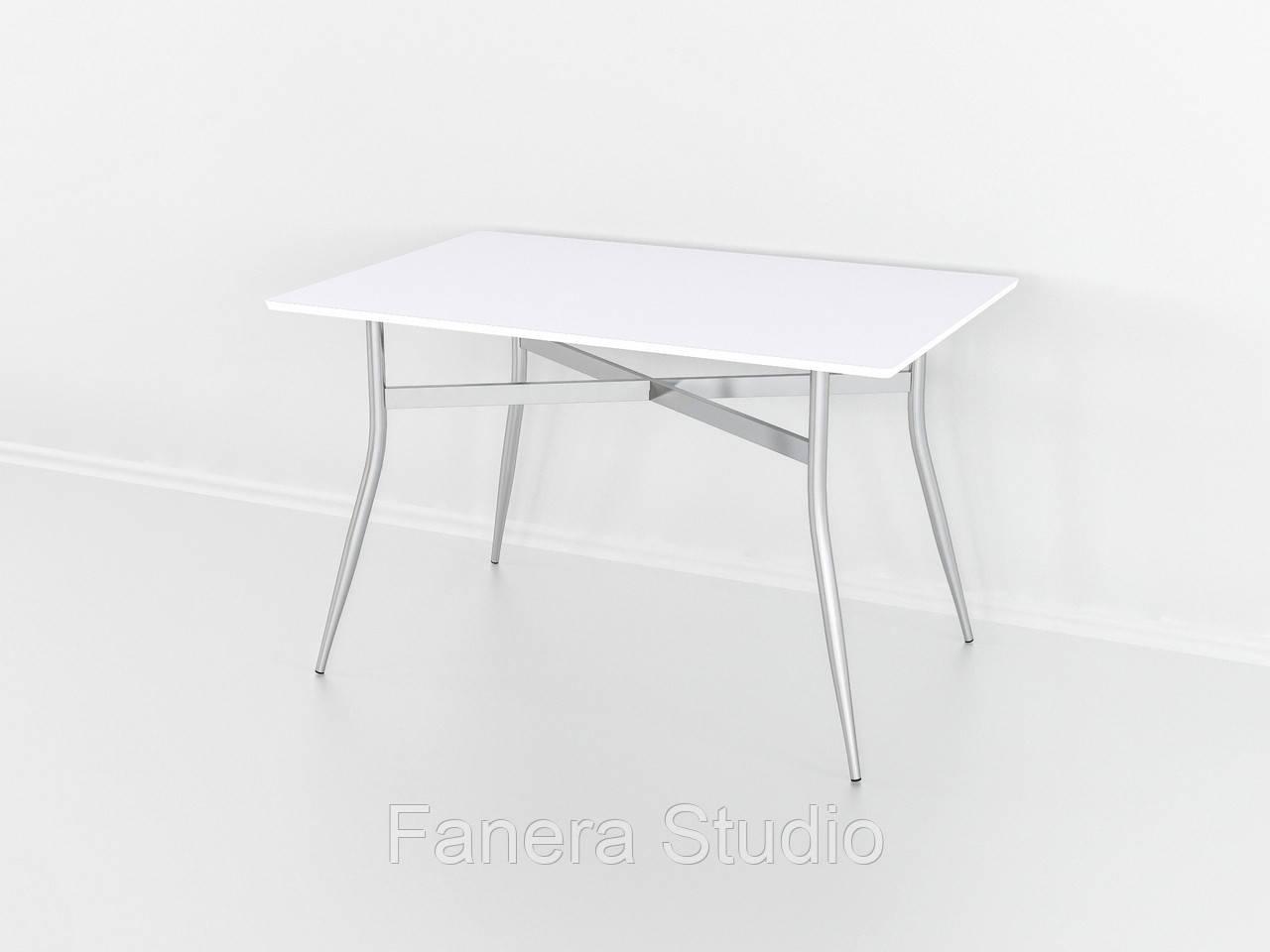 Стол прямоугольный из влагостойкого МДФ