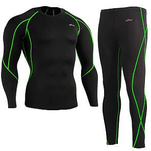 Рашгард и компрессионные штаны EMFRAA комплект, фото 2