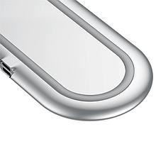 Беспроводное зарядное устройство Baseus Dual Silver