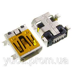 Разъём mini-USB универсальный Тип 2 (10pin)