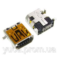 Разъём mini-USB универсальный Тип 3 (10pin)