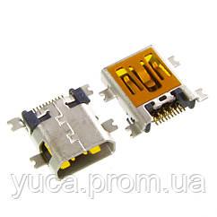 Разъём mini-USB универсальный Тип 4 (10pin)