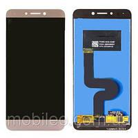 Дисплей (LCD) LeTV X500 One 1s   X501   X502   X5207 с тачскрином золотистый