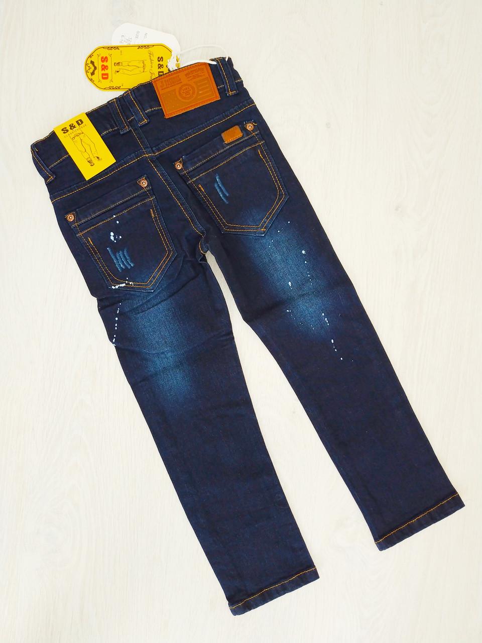 Джинсовые брюки для мальчиков, Венгрия, S&D, рр. 158, 14 лет., арт. LY-356