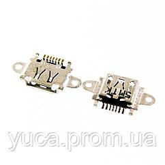 Разъём micro-USB универсальный Тип 14 (7 pin)