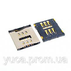 SIM коннектор для APPLE iPhone 5
