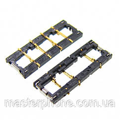 Контакты под батарею для APPLE iPhone 5