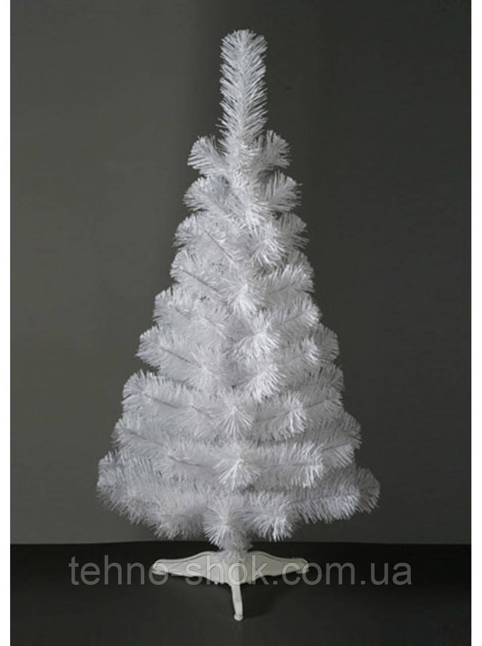 Ель белая искусственная Сказка ПВХ 1.8м (ЯШК-Б-1.8)