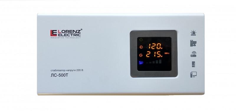 Стабилизатор напряжения релейный Lorenz Electric ЛС-500Т