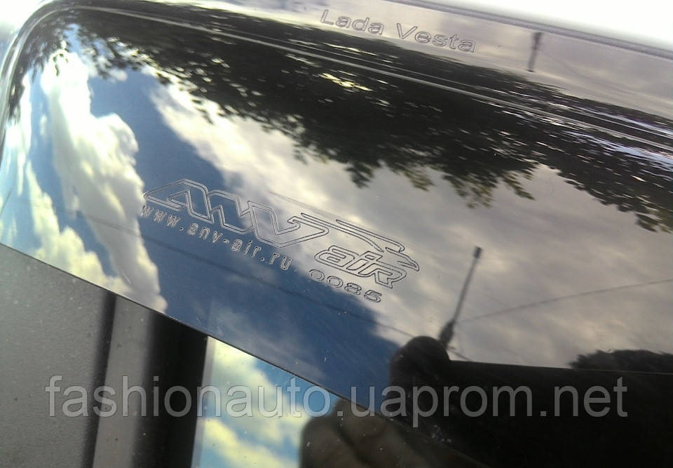 Вітровики накладні ANV для ВАЗ 2104 - 2105-2107