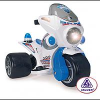 Детский электромобиль INJUSA Электрический трицикл Samurai 6V (Испания) от 1 до 4 лет